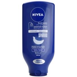 Nivea Body Shower Milk leite corporal nutritivo  para duche  400 ml