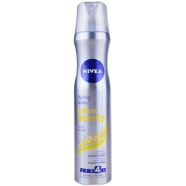 Nivea Brilliant Blonde laca para cabello rubio  250 ml