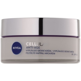 Nivea Cellular Anti-Age crema de día antiarrugas con efecto relleno   SPF 15  50 ml