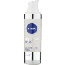 Nivea Cellular Anti-Age intenzivní vyplňující a protivráskové sérum s kyselinou hyaluronovou na obličej, krk a dekolt  30 ml