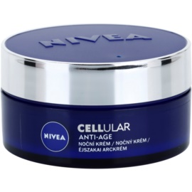 Nivea Cellular Anti-Age Rejuvenating Night Cream 40+  50 ml