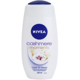 Nivea Cashmere Moments sprchový krém  250 ml