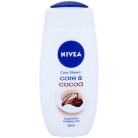 Nivea Care & Cocoa cremiges Duschgel  250 ml
