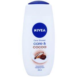 Nivea Care & Cocoa kremowy żel pod prysznic  250 ml