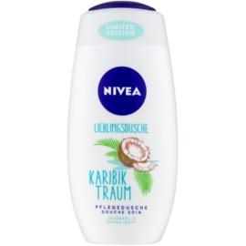 Nivea Care & Coconut gel de duche  250 ml