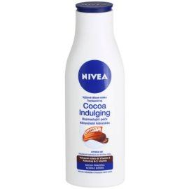 Nivea Cocoa Indulging nährende Körpermilch für trockene Haut  250 ml