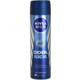 Nivea Men Cool Kick Deodorant Spray  150 ml