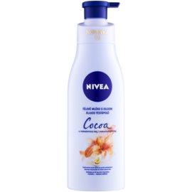 Nivea Cocoa & Macadamia Oil Body Lotion With Oil  200 ml