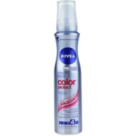 Nivea Color Protect pěnové tužidlo pro zářivou barvu vlasů  150 ml