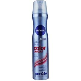 Nivea Color Protect lak pro zářivou barvu vlasů  250 ml