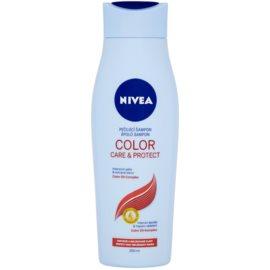 Nivea Color Care & Protect champô com óleo de macadâmia para cor brilhante  250 ml