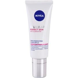 Nivea Cellular Perfect Skin crema con color contra las imperfecciones de la piel SPF 15  40 ml