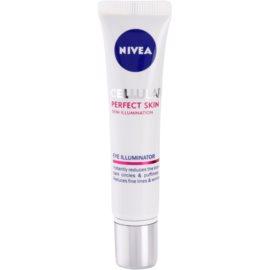 Nivea Cellular Perfect Skin rozjaśniający krem do okolic oczu  15 ml