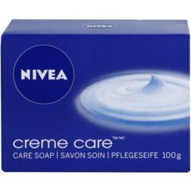 Nivea Creme Care tuhé mydlo  100 g