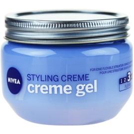 Nivea Creme Gel Creamy Gel For Hair (Styling Cream) 150 ml