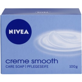 Nivea Creme Smooth savon solide  100 g