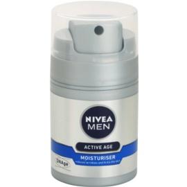 Nivea Men DNAge krem do twarzy przeciw zmarszczkom  50 ml