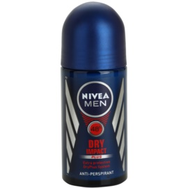 Nivea Men Dry Impact roll-on antibacteriano 48h  50 ml
