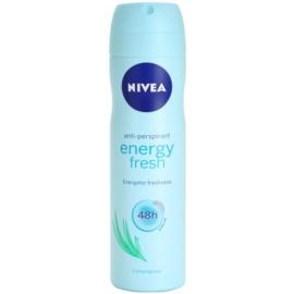 Nivea Energy Fresh deodorante spray  150 ml