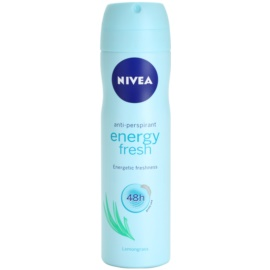 Nivea Energy Fresh Deodorant Spray  150 ml