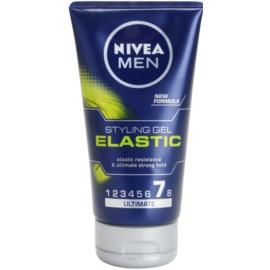 Nivea Men Elastic gel na vlasy extra silné zpevnění  150 ml