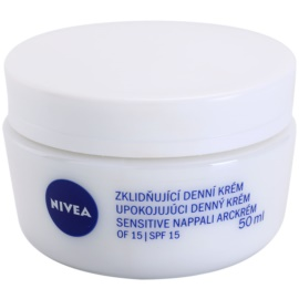Nivea Face crema de zi calmanta pentru piele sensibila   50 ml