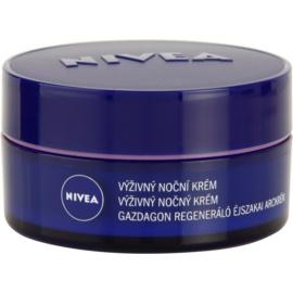 Nivea Face nährende Nachtcreme für trockene bis empfindliche Haut  50 ml