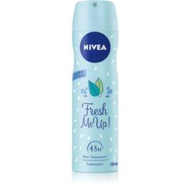 Nivea Fresh Me Up! Antiperspirant Lemongrass 150 ml