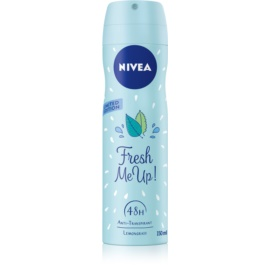 Nivea Fresh Me Up! antitranspirante Lemongrass 150 ml