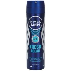 Nivea Men Fresh Ocean Deodorant Spray 48H  150 ml