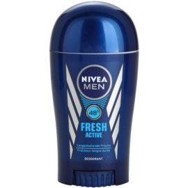 Nivea Men Fresh Active tuhý dezodorant pre mužov 48h  40 ml