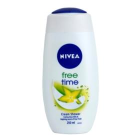Nivea Free Time sprchový krém  250 ml