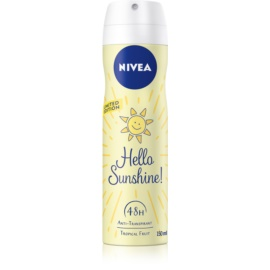 Nivea Hello Sunshine! antitranspirantes Tropical Fruit 150 ml