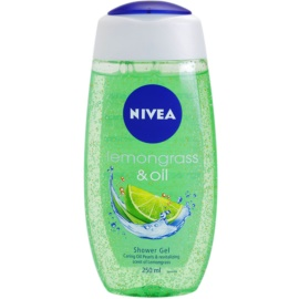Nivea Lemongrass & Oil tusfürdő gél  250 ml