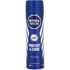 Nivea Men Protect & Care dezodorant v spreji  150 ml