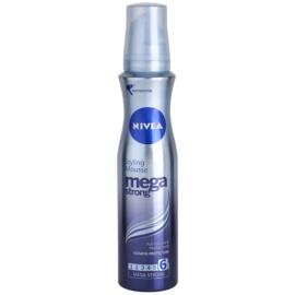 Nivea Mega Strong pěnové tužidlo pro dlouhotrvající objem  150 ml
