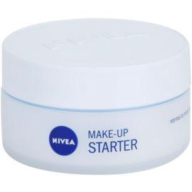 Nivea Make-up Starter crema light baza pentru machiaj pentru piele normala si mixta  50 ml