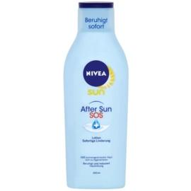Nivea Sun SOS заспокоююче молочко  після засмаги  200 мл