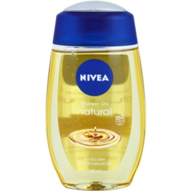 Nivea Natural Oil tusoló olaj száraz bőrre  200 ml