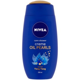 Nivea Creme Oil Pearls Caring Shower Gel Ylang Ylang 250 ml