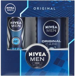 Nivea Men Original Care kosmetická sada III.