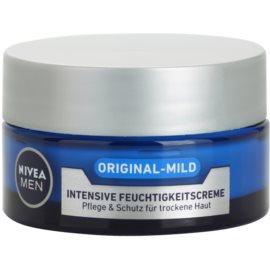 Nivea Men Original intenzivní hydratační krém pro suchou pleť  50 ml