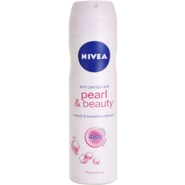 Nivea Pearl & Beauty antitranspirante en spray  150 ml