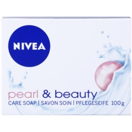 Nivea Pearl & Beauty туалетне мило  100 гр