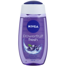 Nivea Powerfruit Fresh sprchový gel  250 ml