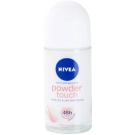 Nivea Powder Touch antitranspirante roll-on  48h 50 ml