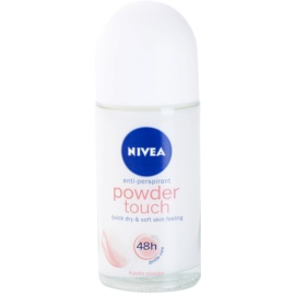Nivea Powder Touch Antitranspirant-Deoroller  48h 50 ml