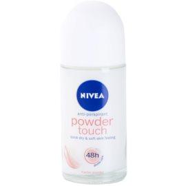 Nivea Powder Touch antiperspirant roll-on  48h 50 ml