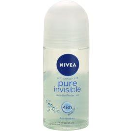 Nivea Pure Invisible antiperspirant roll-on  50 ml