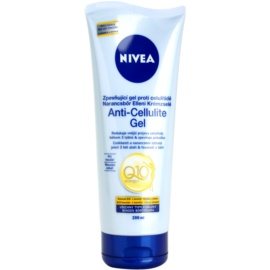 Nivea Q10 Plus gel reafirmante contra la celulitis  200 ml